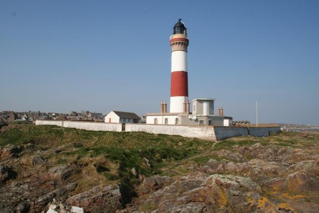 Michaels List of Scottish Lighthouses: Section D