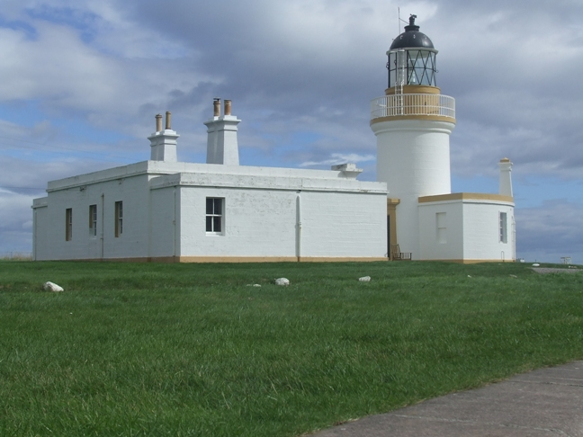 Michaels List of Scottish Lighthouses: Section A